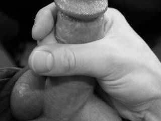 Great Cock. Would love to share it with a woman or on my own :)