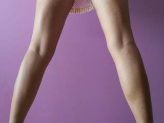 Mmm, I'd say so... Damn, you look amazing. I love your sexy legs and ass.