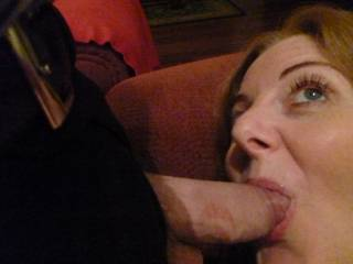 You take dick real well in that beautiful mouth and gorgeous face