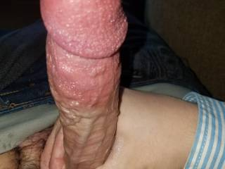 Showing off for a friend in chat...