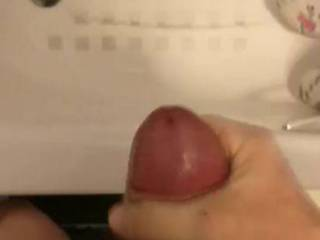 The money shot . Who wants to suck my dick and take a load . Wank it, suck it and fuck it!