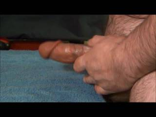 A little warm-up cock play....