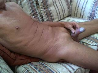 Now this is for lovers of both smooth guys and also those with a foreskin to play with !