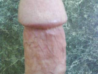 thick n veiny with a big head. just the way you luv it!