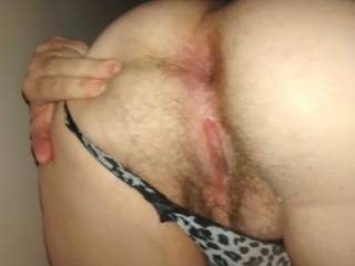 would lick your beautiful pussy and slide my cock in your amazing ass. fill it with my cum is included in my offer.............