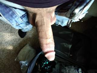 My mans sexy big cock
