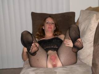 just having fun posing for hubby before he fucks me senseless!