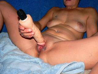 OOOh babe my clit is so hard and my pussy is real wet, now do your tongue thing.