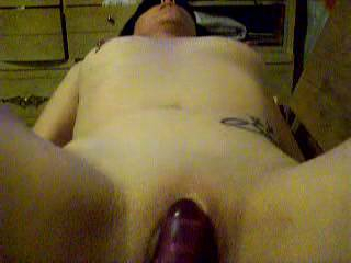 I'd love to use that dildo on you until you are soaking wet and begging for my hard cock.