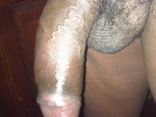 Omg you put my hubbie n his small dick to shame with your real big cock