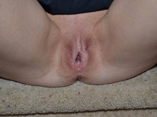 """And now that you have played the show off slut. I am going to spread your legs and finger fuck your holes  and squeeze your nipples getting you really fucking wet. Then pull you on to your knees, gather up a handful of your hair and tell you """"Spit on my cock and use your tongue to move it around"""" stick your tongue out so I can rub my cock all over it. Once you get it really good and hard I'll face fuck you long and deep until I want to cum and spray your whole body with my hot gooey cum."""