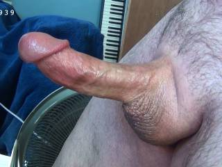 New dick pic for you...yesterday's fun