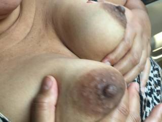 This little Mexican whore doesn't get taken care of by her husband so she uses OKCupid to find guys like me to give her what she wants. 