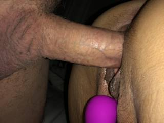 She loves clitoris sucking while getting fucked