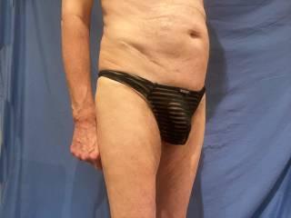 Nestling discreetly in my undies