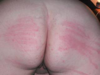 I hope you keep being naughty, I just love to see bottoms being spanked and caned. xxxxx,s.