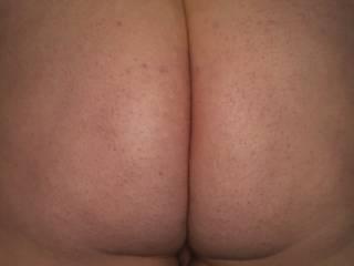 Wifes sexy ass