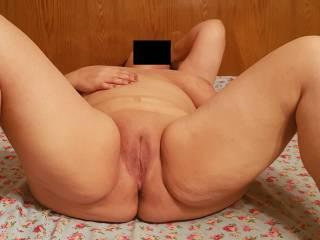 wife pussy in wet