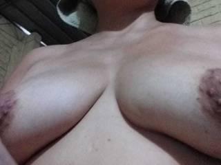 Do You Like My Wife's Tits ??