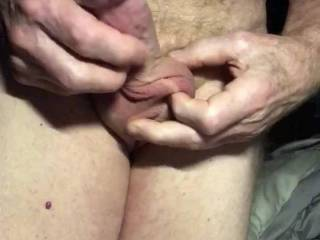Masturbating for a friend who requested I jerk off for her. Thought I would share with my Zoig friends.