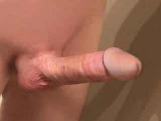 Hard and horny as hell...