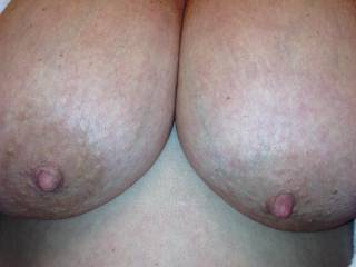 would love to stick my thick cock between those and cum all over them