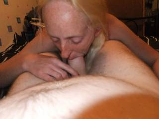 she knows how to suck cock mmm x
