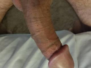 i'd love to feel that head sliding over my lips while i swirl my tongue around it!!
