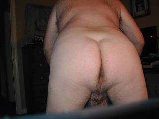 i would love to play with your butt hope your wife would join in to