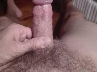 Nice straight cock