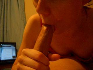 OMG HUN I WOULD LOVE TO HAVE YOU LICK & SUCK MY COCK LIKE THAT ANYTIME!!! YOUR ARE AMAZING!!! YOUR MAN IS SOOOOOOOOOOOOOOOOOOOOOOOOOOO FLIPPIN LUCKY!!!