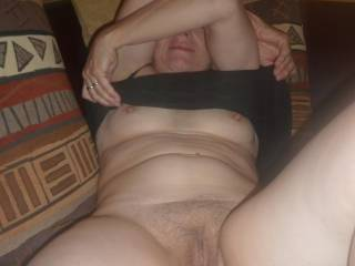 mature tits ans pussy