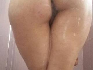 amazing ass so do I want to soap you up and then stretch that ass slow and long strokes