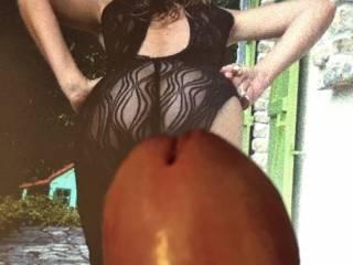 So sexy ass throu so sexy dress...