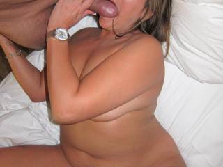 This woman sure knew how to give blow jobs