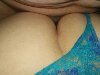 His cock buried deep in me..who\'s next?;