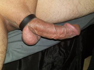 My big fat Strapped dick