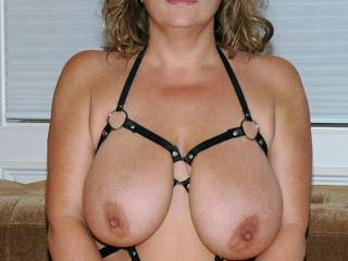 Check out her Huge Knockers