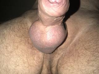 """This is my """" up close n personal """"side.... feel free to cum and get to know me . I love my hubby\'s cock."""
