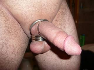i dont like the whole penis pump thing but i do love cock and ball rings, very nice