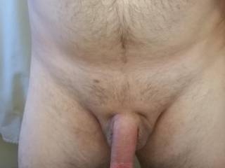 Gave my man a homework assignment. Take some selfies so I could post them here. I love his cock. Anybody else want to give him a go.