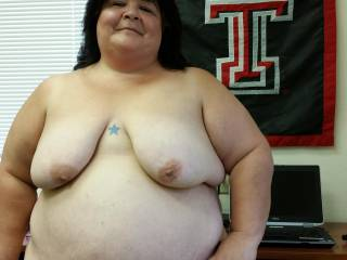 This BBW cum slut from north of Ft Worth is one of the most enthusiastic cock sucking sluts I have ever encountered, and she loves ATM and verbal humiliation