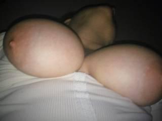 Big tits POV