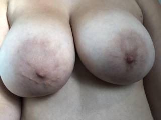 what do you want to do to these boobs?