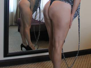My tight ass