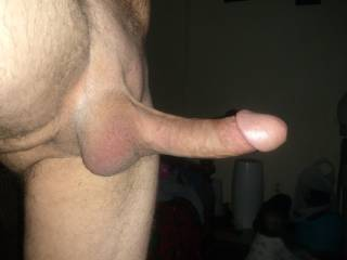 I want that hot cock in my mouth.