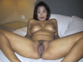 Naked indonesian granny