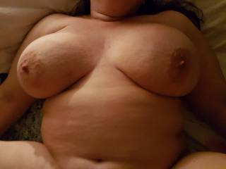 Bbw wife tits for tribute