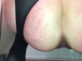 nice ass getting used