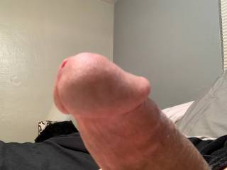 Just the head looks mean. Who want this dick
